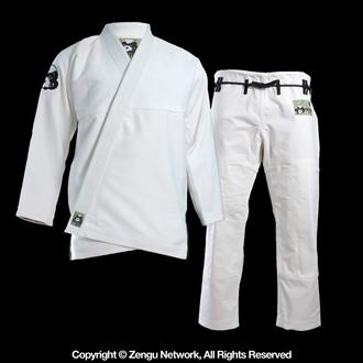 "Inverted Gear ""White Panda"" BJJ Gi"